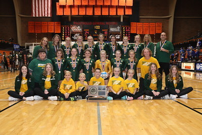 Wildcats win 12th State Volleyball Title