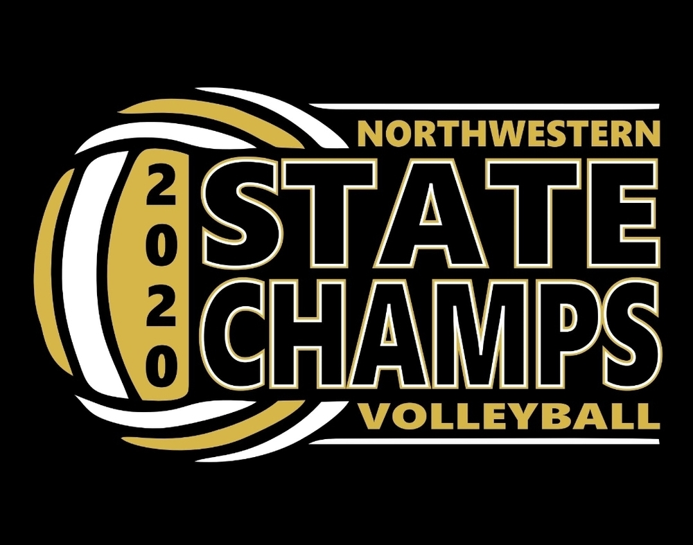 State  Champion Volleyball Apparel Available!