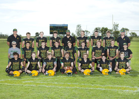 Football Team Qualifies for Playoffs!