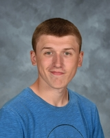 Jackson Mielke Named Student of the Month!